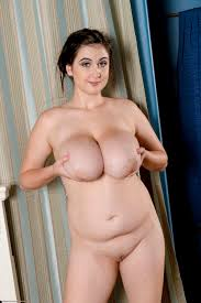 Babe big boobed chubby