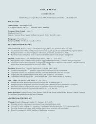 Examples Of Resumes 50 Best Resume Samples 2016 Format