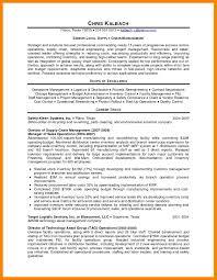 Supply Chain Resume 100 Supply Chain Analyst Resume Job Apply Form 42