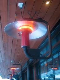 floor mounted infrared patio heater electric