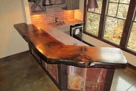 Wood Bar Top Counter Tops Antique Reclaimed Lumber