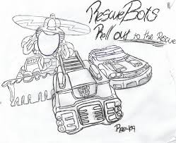 Small Picture Free Coloring Pages Rescue Bots Coloring pages rescue bots home