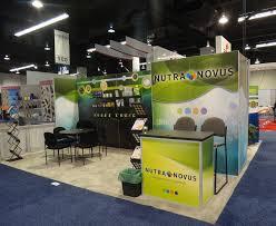 Trade Show Booth Design Ideas inline trade show display ideas