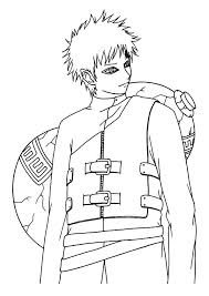 Naruto Coloring Pages Coloring Pages Action Naruto Coloring Pages