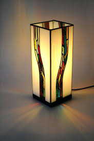 colored glass lighting. Light Box For Stained Glass Best Candle Vase Lantern Images On Lamps Colored Lighting