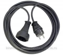 <b>Удлинитель</b> 2 м <b>Brennenstuhl Quality</b> Extension Cable, черный ...