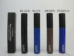 mac brow set gel pour les sourcils mascara 4 color makeup