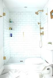 cost to install tile shower pan post cost to install tile shower pan