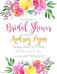 Free Bridal Shower Invitation Templates For Word Gorgeous Best Of Wedding Shower Invitation Templates And Bridal Shower