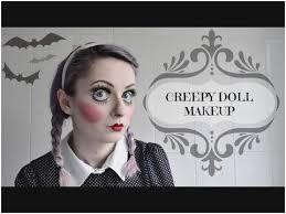 doll makeup tutorial good creepy post