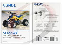 1985 1992 suzuki lt250r repair manual clymer m380 2 service shop Lt250r Wiring Diagram 1985 1992 suzuki lt250r repair manual clymer m380 2 service shop garage 86 lt250r wiring diagram