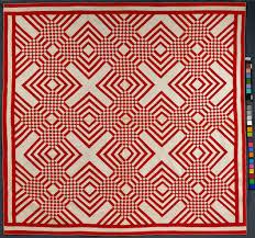 Carpenter's Square Quilt Artist unidentified, USA 1880 - 1900 ... & Carpenter's Square Quilt Artist unidentified, USA 1880 - 1900 Adamdwight.com