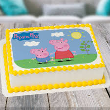 Peppa Pig Cake Buy Order Or Send Online For Home Delivery Winni