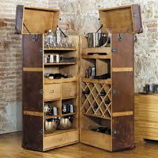 Barmöbel Aus Leder Mit Schubladen Diy Hausbar Mobile Bar