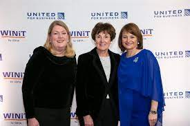 """We Are United on Twitter: """"Several #BeingUnited leaders were honored by  @GlobalBTA at the inaugural WINiT Gala. Board chair Jane Garvey received  the Lifetime Achievement award for her trailblazing career. At the"""