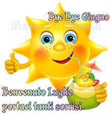 2020) Benvenuto Luglio Immagini da condividere ~ BuongiornocolCuore