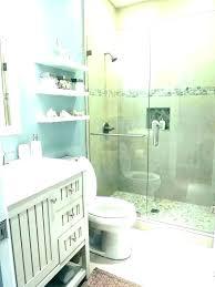Beach Style Bathroom Awesome Ocean Bathroom Decor Beach Themed Ideas Seaside Ebay D Reefsuds
