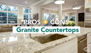 pros cons of granite factors you