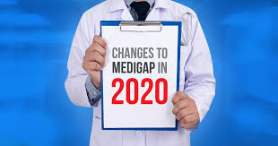 Medigap Chart 2020 Changes To Medigap In 2020 What Are They