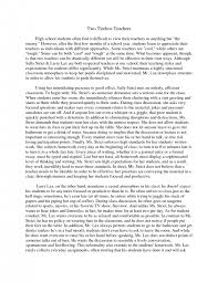 compare and contrast essay examples college docoments ojazlink cover letter comparison essay literary examples sample compare and contrast essay college