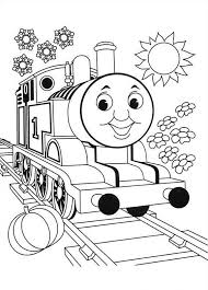 Their coloring pages are very popular with kids of all ages. Top 20 Free Printable Thomas The Train Coloring Pages Online Train Coloring Pages Coloring Books Free Coloring Pages