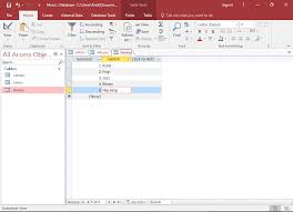 What Is Microsoft Access Access 2016 Introduction
