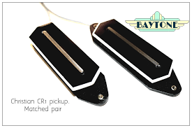 matched pair charlie christian style pickup tuxedo cr1 6 5k and matched pair charlie christian style pickup tuxedo cr1 6 5k and 8k b215