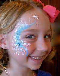 2016 kids will like these frozen face paint ideas snowflake elsa you will love these great 2016 face paint by hashtagseverywhere