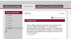 how did you choose your common application essay topic quora the personal essay that is been sent to all universities those which require personal essay and you can access from here