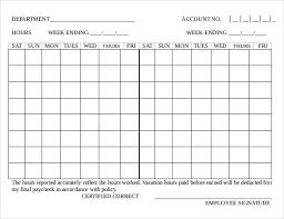 Biweekly Time Card Template 20 Bi Weekly Timesheet Templates Free Sample Example