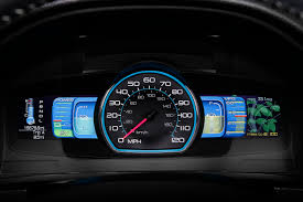 2011 Ford Fusion Warning Lights Ford Fusion Hybrid Smart Gauge With Ecoguide Intriguing Even