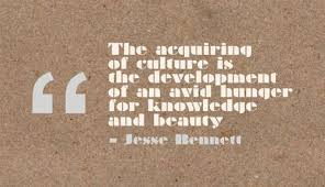 Quotes About Culture Cool Culture Quotes Best Culture Quote On Knowledge And Beauty