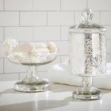 mercury glass bathroom accessories. Mercury Glass Accessories - PBteen Bathroom T