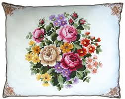 <b>Подушки</b> с цветами и <b>орнаментом</b>. Выставка работ Светланы ...