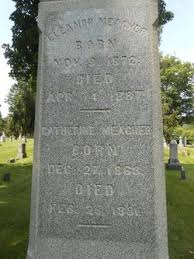 Eleanor Meagher (1872-1887) - Find A Grave Memorial