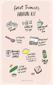 Morning Sickness Chart Pin On Preg Kit