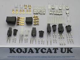 motorcycle connector wiring loom automotive harness auto terminal image is loading motorcycle connector wiring loom automotive harness auto terminal