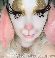 easter make up looks insram has been flooded with easter inspired looks with