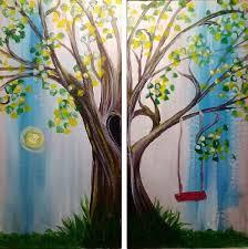 painting ideas canvas acrylic