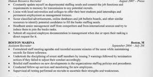 hr recruiter resume objective hr recruiter job description sample resume for hr recruiter position hr recruiter sample recruiter resume