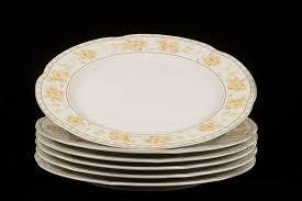 Набор <b>тарелок</b> 27 см 6 шт <b>Болеро</b> Лимко <b>CMIELOW</b> 61459 в ...