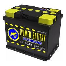 <b>Аккумулятор TYUMEN Battery</b> Standard 6CT-60L0 обратная ...