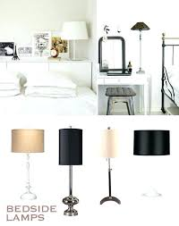 tall bedroom lamps tall bedroom lamps tall table lamps for bedroom how high should a bedroom