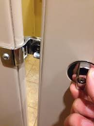 bathroom stall hardware. restroom stall locks that don\u0027t go all the way bathroom hardware