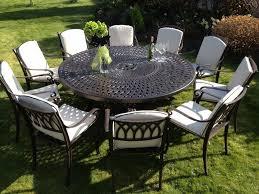 garden furniture. Cast Aluminium Garden Furniture Product Ranges 10 Seater Sets