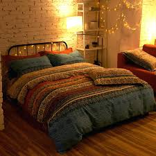 duvet covers queen modern folk style bedding set designer colorful bohemian boho cover duvet covers king bohemian