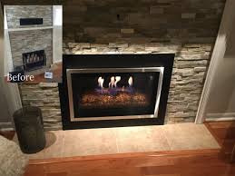 family room revival woodbury fireplace insert after