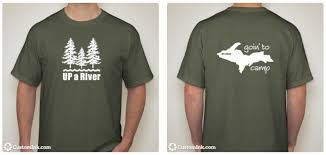 Customink Com Size Chart T Shirts Get Your T Shirts Up A River