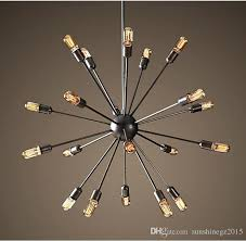 atomic lighting. wonderful lighting full image for 18 light starburst chandelier hot sputnik atomic  lamp mid century for lighting