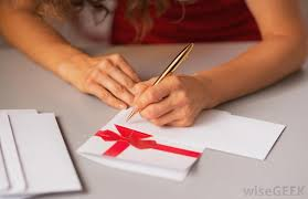 Christmas Card Mailing List Software Who Should Be On My Christmas Card List With Pictures